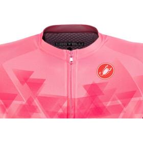 Castelli Aero PRO Maillot de cyclisme Femme, pink